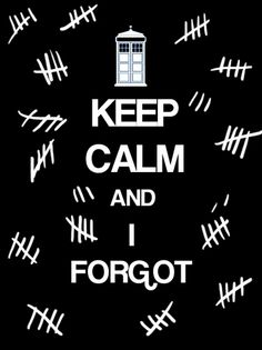 I finally understand this......Ahhh! Gives me the creeps! Doctor Who :)