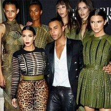 HOW TO GET OLIVIER ROUSTEING'S CHEEKBONES SO YOU'VE NOTICED THAT THE BALMAIN DESIGNER HAS IMPROBABLY PERFECT CHEEKBONES. GETTING THEM YOURSELF IS EASIER THAN YOU THINK.