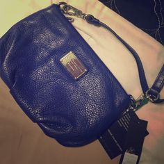 Marc Jacobs Crossbody Beautiful & BRAND NEW Marc Jacobs Crossbody in scuba blue color. Genuine leather, dust bag included. ❗️NO TRADE❗️ Marc Jacobs Bags Crossbody Bags