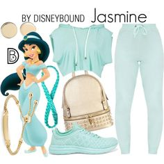DisneyBound is meant to be inspiration for you to pull together your own outfits which work for your body and wallet whether from your closet or local mall. As to Disney artwork/properties: ©Disney Disney World Outfits, Disney Bound Outfits Casual, Disney Character Outfits, Cute Disney Outfits, Disney Themed Outfits, Character Inspired Outfits, Disney Dresses, Teen Fashion Outfits, Princess Inspired Outfits