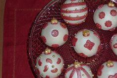 Palle di Natale in pdz e pds