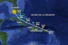 """Résultat de recherche d'images pour """"irma ouragan trajectoire"""""""