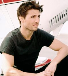 Tom Cruise, I know he's short, but look at that face, and mission impossible 4, he was hot, maybe I love his character Ethan more... Yep I think so! :)