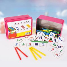 New Creative Wooden Sudoku Puzzles Sticks Fridge Magnet Mathematics Counting Educational Kids Toy FCI#