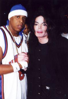 Jay-z & Michael Jackson @ SummerJam 2001