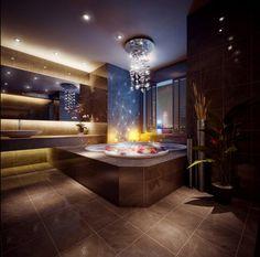 My kinda bath