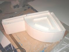 The Bathtub in Progress   Flickr - Photo Sharing!