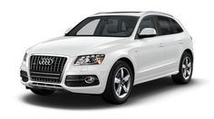 I love my white Audi Q5.  Best car I've owned yet!