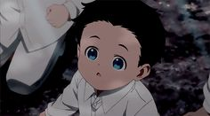 the promised neverland phil Anime Gifs, All Anime, Manga Anime, Black Anime Characters, Cute Anime Character, Anime Child, A Silent Voice, Kawaii, Neverland