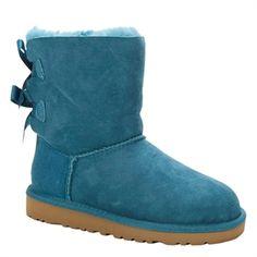 UGG® Australia Girls Youth Bailey Bow Boot #VonMaur #UGG #Bow