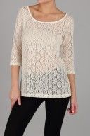 Lace Top $25.95
