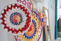 Taller de mandalas de ganchillo (crochet) Martes 17 de 15 a 19 hs