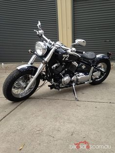 2008 Yamaha V-Star Classic Used Motorcycles For Sale, New Motorcycles, Vintage Motorcycles, Yamaha 650, Yamaha V Star, Biker Chick, Classic Bikes, Cycling Bikes