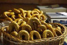 Dokonalé sladké kváskové rožky spoza plota Sausage, Stuffed Mushrooms, Food And Drink, Cookies, Meat, Vegetables, Desserts, Stuff Mushrooms, Crack Crackers