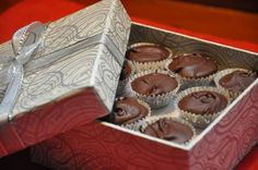 Peanut Butter Cups: Just one of our many favorite homemade candy recipes — perfect for Halloween!