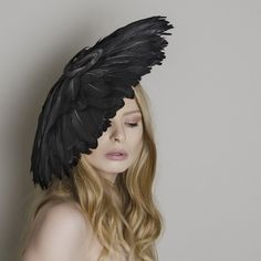 Jasmine - Carrie Jenkinson Millinery #fascinators #bespokefascinators #hats #headwear #milliners #millinery