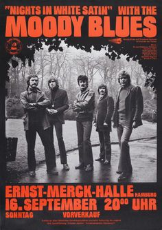 Ernst-Merck-Halle Hamburg 16th September 1969
