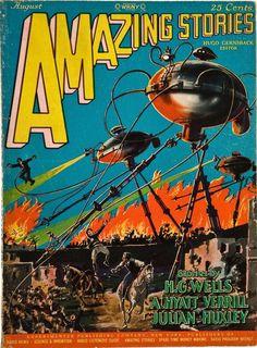 Amazing Stories August 1927