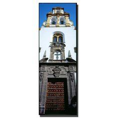 'Spanish Church' by Preston Photographic Print on Canvas
