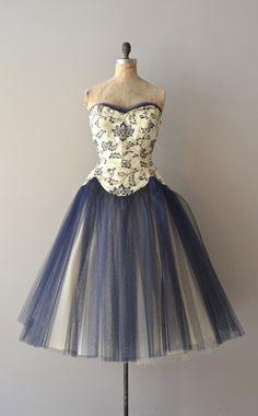 vintage 1950s dress | Middle Kingdom dress