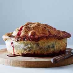 If you consider the crust to be the best part of a pie, stop what you're doing right now: We've got the pie for you.