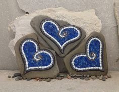 Mosaic Garden Stone Commission | Flickr - Photo Sharing!
