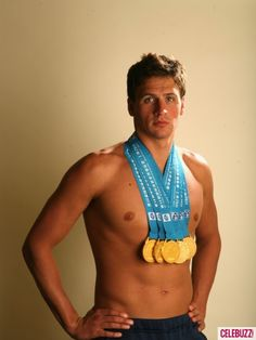 Ryan Lochte you are so pretty!