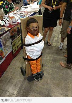 Hannibal Lector Kid