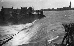 watersnoodramp jan. 1953 Zeeland Nederland