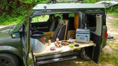 The Camp Kitchen & Side Table can be setup in multiple configurations. The Side Table also works inside the Element and attached to the Camp Kitchen. ••••• One of Four components available for the Honda Element Micro Camper System. ••••• More information at FifthElementCamping.com ••••• #fifthelementcamping #hondaelement #modular #microcamper #campkitchen #longlivetheelement #BLUERIDGEVANLIFE