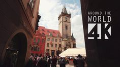 """All video footage is owned by Around The World 4K and it can be licensed from http://provideofactory.com Create your own version of """"Prague in 4K"""" video here..."""