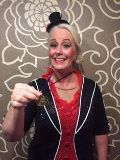 Marie Magnusson 2nd gold champion 2016 Las Vegas