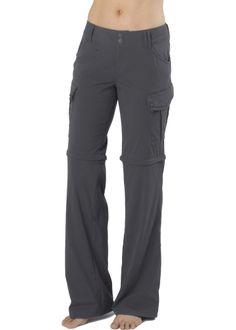 prAna Sage Convertible Pants / REI #sponsored