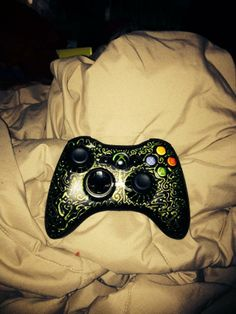 Sharpie Art Controller #Xbox360 Via reddit user ArchetypeZero