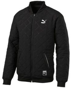 PUMA Puma Men'S Reversible Bomber Jacket. #puma #cloth # coats