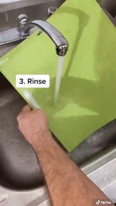 Cricut Mat Cleaning Hack