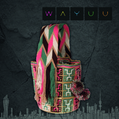 Wayuu Pastel Collection  http://www.wayuu-middle-east.com/english/home-start