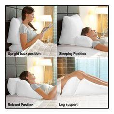 Contour 4-Flip Pillow (FootSmart.com)
