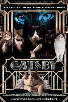 The Great Catsby ^^  Pic: Bartosz Ostrowski (www.papio.pl)