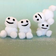 Pom-Pom Snowgies