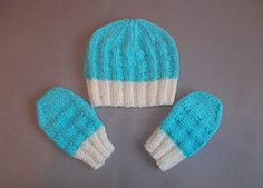 Super easy baby mittens - to match my cute little Charlie Baby Hat    Charlie Baby Mittens       0 -3 months   Charlie Ba...