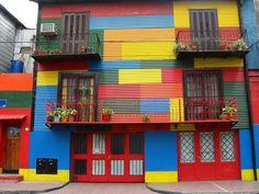 Conheça La Boca, o bairro colorido de Buenos Aires