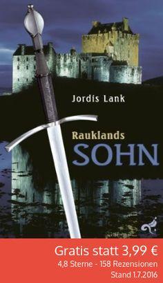 #gratis #eBooks #kostenlos #Kindle ~~ (Band 1/3) Du allein bestimmst, wer du bist. Ronan ist Sohn des Königs von Raukland. Sein Vater ist der mächtigste Herrscher im Nordmeer: ein machtgieriger Mann, der sein Land von einem Krieg in den anderen führt. Ronan hat nie gelernt, das infrage zu stellen: Freundschaften sind ihm unbekannt und die einzige Liebe, die er kennt, gilt seinem Schwert. Doch dann fällt Ronan in Ungnade und wird ... http://www.tollebuchangebote.de/ebooks/2480