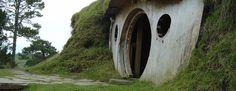 Yes, that's a hobbit hole, and yes I want to go to there.