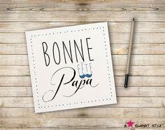 Carte Bonne Fête Papa : Cartes par sweetstar