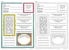 Adventures in Guided Journaling: Free Printable Journal Pages