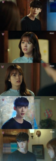 [Spoiler] Added episode 12 captures for the #kdrama 'W'