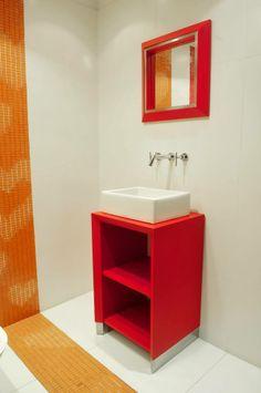 Baño con venecitas. Anímate a realizar el dibujo que quieras. Vení a Barugel Azulay  www.barugelazulay.com.ar