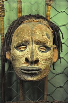 Shrunken Head, Art Premier, Human Skull, Tribal Art, Headgear, Macabre, Ancient History, Fascinator, Mythology