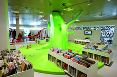 BCI Eurobib is the world's largest manufacturer of library furniture and accessories.